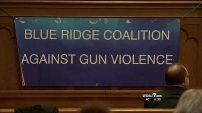 News video: Blue Ridge Coalition Against Gun Violence